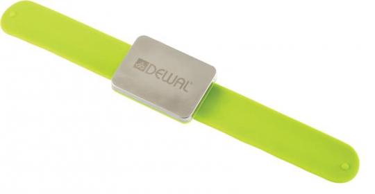 Магнитный держатель DEWAL для шпилек, невидимок.Цвет зеленый.