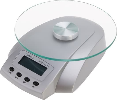 Весы для краски DEWAL, электронные, серебристые