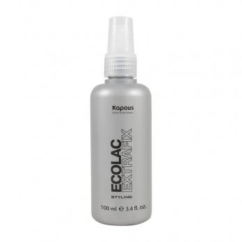 """Лак для волос жидкий """"Ecokac Extrafix"""" 100 мл"""