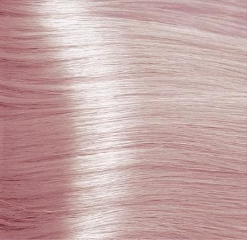 Крем краска Kapous Hyaluronic 10/086 HY Платиновый блондин пастельный латте, 100 мл