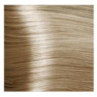 Крем краска Kapous Hyaluronic 10/31 Бежевый платиновый блонд, 100 мл