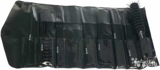 Набор расчёсок DEWAL CO-6000K8  - 8 шт.;