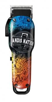 Аккумуляторная-сетевая машинка для стрижки волос Andis Cordless Uspro Li Fade 73060