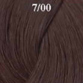 Крем краска ESTEL DE LUXE 7/00 Русый для седины, 60 мл