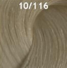 Крем краска ESTEL DE LUXE 10/116 Cветлый блондин усиленный пепельно-фиолетовый, 60 мл