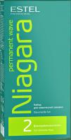 ESTEL NIAGARA Набор для химической завивки NIAGARA (для окрашенных волос)