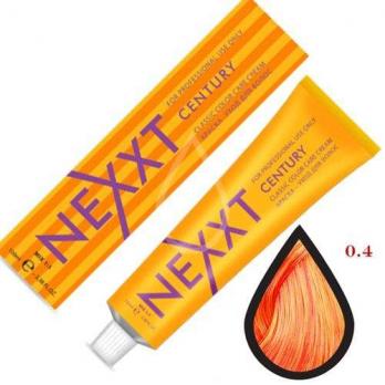NEXXT Крем-краска МИКСТОН 0.4 Оранжевый 100мл.