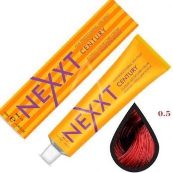 NEXXT Крем-краска МИКСТОН 0.5 Красный 100мл.