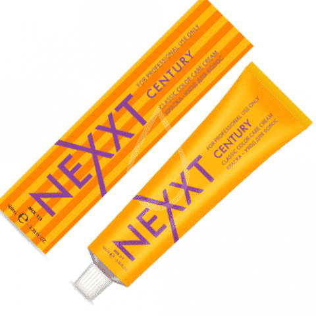 NEXXT Крем-краска 7.34 средне-русый золотистый медный 100 мл