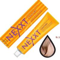NEXXT Крем-краска 9-1 Блондин пепельный 100мл.