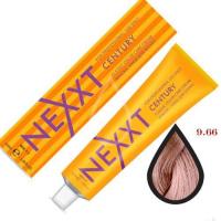 NEXXT Крем-краска 9-66 Блондин насыщенный фиолетовый 100мл.