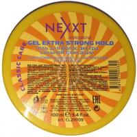 NEXXT Гель для укладки Экстра сильной фиксации 100мл.