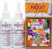 NEXXT ПРОФЕССИОНАЛЬНОЕ Восстановление волос I CONPLEX Therapy 2+1 в коробке 125+125мл