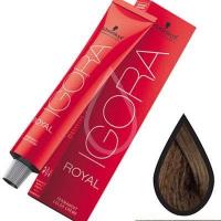 Крем краска SCHWARZKOPF IGORA ROYAL 7-65 Средний-русый шоколадный золотистый