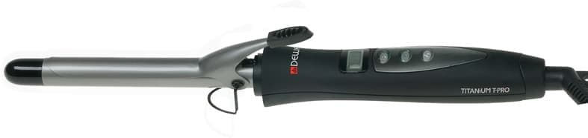 Плойка для волос DEWAL TitaniumT Pro, 28Вт, 19мм